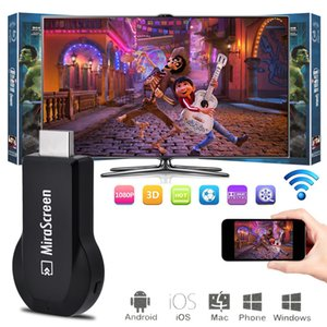 128M TV Stick Wireless HDMI Display OTA TV Dongle Video Audio Receiver DLNA Airplay Miracast Anycast for Apple Android