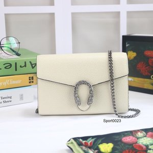 women reusable handbags Bag 2020 New Pattern Portable Small Square Package Messenger Badge Chain Packet crossbody purses sling 20*13*6cm