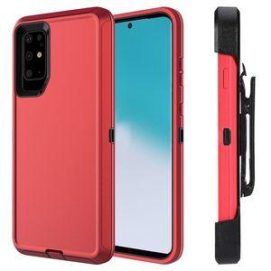 Для Samsung Galaxy S20 Ультра Defender Case, защитный Defender противоударный Hybrid Case Dual Layer Design Жесткий чехол для Samsung Galaxy S20