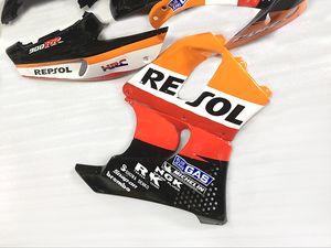 Free custom fairing kit for Honda CBR 900RR 1996 1997 fairings set for CBR900RR 96 97 CC34