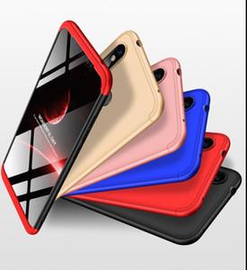 Shield Luxury 360 Custodia protettiva per cover completa Per Xiaomi redmi note 7 6 pro 9 8 SE 6X A2 lite play