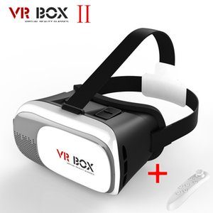 VR Box 2.0 Gamepad Virtual Reality 3D Brillen Helm VR BOX Headset für Smartphone 3,5 Zoll 6 Zoll