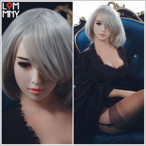 LOMMNY 품질 실제 구강 사랑 인형 큰 가슴 엉덩이와 함께 섹스 인형 일본의 살아있는 섹시한 인형 Vagina toys