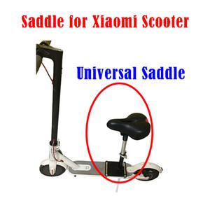 M365 Xiaomi Scooter elettrico del sedile pieghevole Scopare ammortizzante della sedia della sede di piegatura adatto a tutti i tipi di scooter