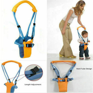 2020 Новые Детские Малыш Kid Harness Bouncer Перемычка Научитесь Moon Walk Walker помощник Детские Малыш Harness Прогулка Малыш Группа