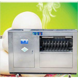 Gewerbe Teigkugel Teiler rundere Maschine Edelstahl bun Maschine / kleine Dampfbrotmaschine bilden