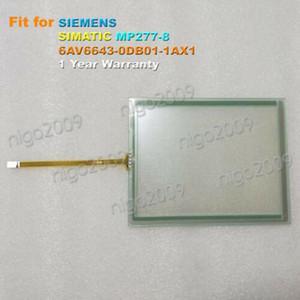 für SIEMENS MP277-8 6AV6643-0DB01-1AX1-Screen-Glas 6AV6 643-0DB01-1AX1