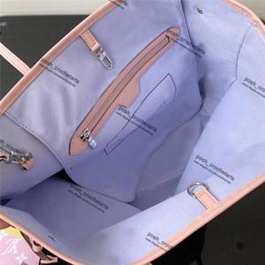Designer Unicorn Pastell Tasche für Frauen-Luxus-Handtaschen Geldbörsen Krawatten-Mode-Hand in Sommer Kollektion Designer Tie Dye Börsen für Sal