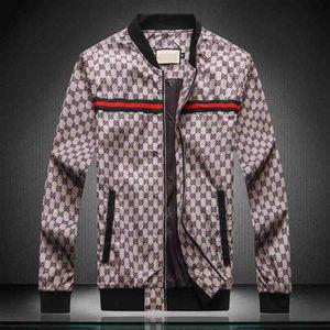 Новый 2020 Мужская конструктор куртки Мужская мода Мотоцикл пальто отворот воротника тонкий вскользь Голубого Верхняя одежда для мужчин Zipper Спорт Черный Серый пиджак