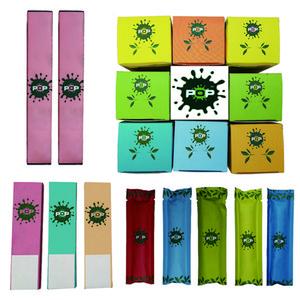 POP Einweg Vape Pen Geräte Pods Starter Kits 280mAh Akku 1,3 ml Kartuschen 400puff leeren Vaporizer Neue Verpackung E-Zigaretten-Sticks