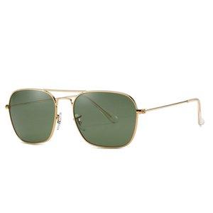 mens designer sunglasses fashion sunglasses mens model 3136 high quality UV Protection lens metal hinge women luxury designer sunglasses