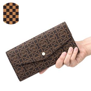 d esigner sacos das mulheres 2020 nova carteira moda europeus e americanos embreagem moeda impressa bolsa de moda multi-cartão da carteira