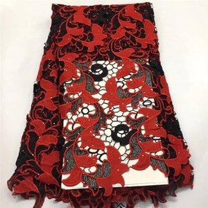 Menekşe Fransız dantel kumaş Afrika kumaş dantel streç kumaşı parıltı nigerian dantel kumaşları seksi elbise malzeme 2.5yard / grubu zi-