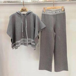 las mujeres s de la ropa de 2 pedazos de las mujeres del suéter de la manera ocasional del suéter del tamaño S-L @ 191126-au13