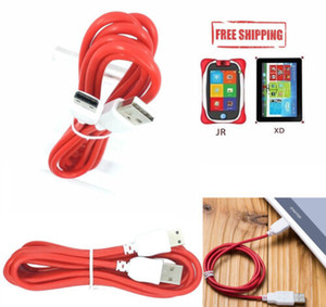 USB Data Sync Charger Cable Cabos Cabo para a Fuhu Nabi DreamTab Jr Nabi XD 2S Elev8 Tablet 2B16