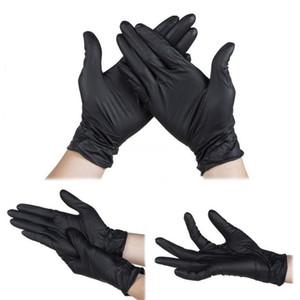 Glove Pcs Powder-Free Transparent Goalkeeper Protective Gloves Pvc Hfd 001 QAUTDP