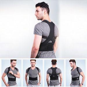 Supporto schiena Correzione anti-gobba Correzione spinale Postura Ortesi Modellatura Corpo Modellatura Correzione postura Cintura SH190727