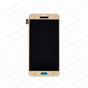 50 PCS TFT LCD Affichage Écran Tactile Digitizer Assemblée Pièces De Rechange pour Samsung Galaxy J5 2016 J510 J510F J510G J7 2016 J710 J710