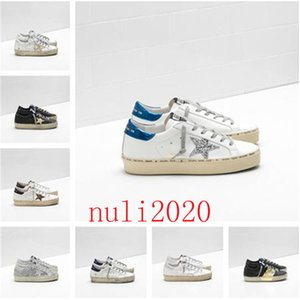 Italy Brand Multicolor Heel Golden Superstar DB Designer Sneakers Men Women Casual Shoes Hi Star Shoes Size US5-11