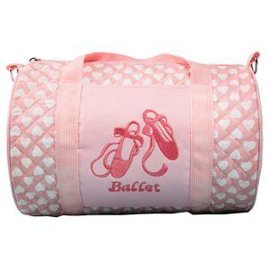Pink Canvas Ballet Bag Dance Bags for Girls Kids children High Quality Lovely Bag