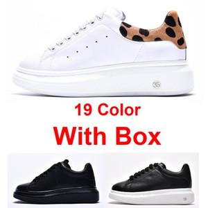 chaussures avec la boîte fille Oversize piste Sneakers Formateurs Confort Joli panier blanc nouveau Oversize Blanche DA DONNA Livraison gratuite