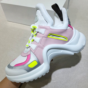 Latest designer shoes Luxury fashion Brand women Designer sneakers Latest top quality casual shoes size 35-40 model CL15