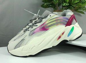 2020 700 Wave sport shoes Geode Men Women Shoes Mauve Salt 700 Static Kanye West Designer Shoes Sneakers 40-45
