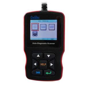 High Quality BENZ CODE READER + OBDII Scanner W211 W210 C200 W203 W204 with DHL Free Shipping