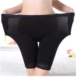 Underwear şort Kadın Külot Emniyet Kısa Külot Moda Kadınlar Dantel Katmanlı Etekler Kısa Etek Altında Güvenlik Pantolon