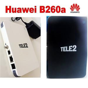 Orijinal Huawei B260a Taşınabilir Mini Wifi Router 3G SIM Kart Yuvası (rastgele renk ve logosu)