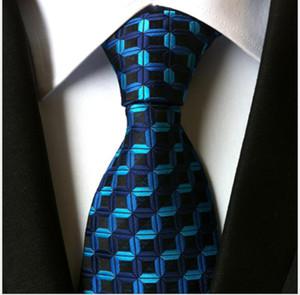 Dacron Material 8cm Netto-Verkauf Krawatte explosive Hochzeit Geschäftsleute