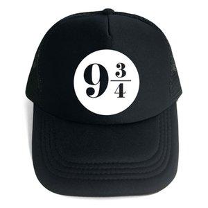 هاري بوتر تأثيري للأقداس مراهق LE379 snapback سائق شاحنة قبعة أزياء قبعة البيسبول زي الإبداعية موتش شبكة قبعات قبعة النقر