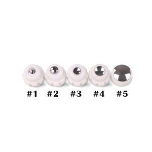 Transmitter Köpfe Spitzen für 1 # 2 # 3 # 4 # 5 # 6 # 7 # für die Stosswellen therpay Schmerzlinderung Maschine