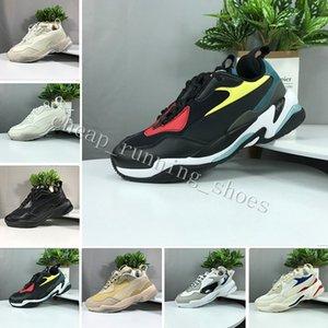 2019 Günlük Ayakkabılar Triple s Thunder Spectra Eski Ayakkabı Thunder Spectra Nefes Yüksek Kalite Sneakers Ayakkabı Yapma