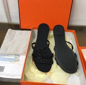Toppies 2020 Verão Chinelos Shoes Salto Alto Chinelos Senhoras elegantes chinelos de dedo aberto T200529 # 408
