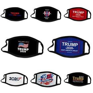 F 1 1Pcs Mascarillas 3 capas a prueba de polvo facial Maske er Ski Set Polvo Diseñador Trump Máscara facial adultos mascarillas E7M # 835