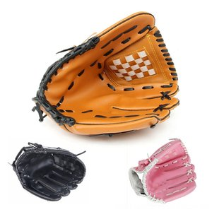 PVC leather Brown black Other Golf Products Golf pink Glove 105115125 Softball Outdoor Team Sports baseball gloves for men women kids