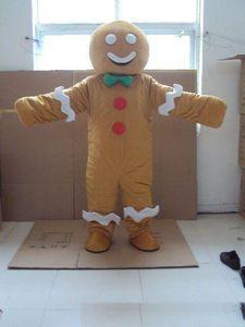 NEWcookies Baby-Cartoon-Figur-Kostüm-Lebkuchenmann Maskottchen Maskottchen kundenspezifische Produkte nach Maß freies Verschiffen