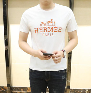 2.020 macacos Luxo mens marca T-shirt da maré alta qualidade mulheres roupas de manga curta designer de marca aliança com rótulo hip hop alfabeto A15