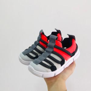 2020 novizio br Trainer bambini pattini correnti della ragazza del ragazzo giovani ragazzo sportivo dimensione della scarpa da tennis 22-35