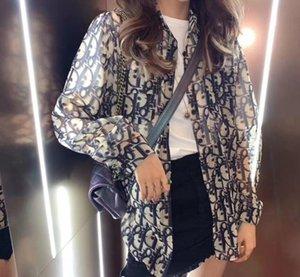 안감 상단 의류 캐주얼 여성 '디자이너 봄 / 여름 인쇄 고급 여성 T 셔츠 방지 느끼고 무료 배송 셔츠