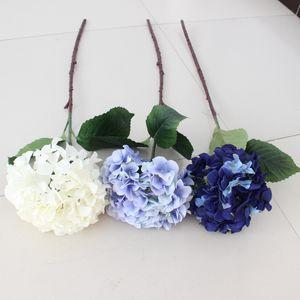 زهور اصطناعية رخيصة الحرير الكوبية باقة الزفاف الرئيسية اكسسوارات الديكور العام الجديد لترتيب إناء الزهور