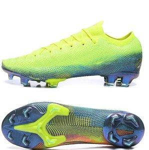 Superfly 7 Elite SE FG Mbappe Fußball-Schuhe 360 Technologie wasserdicht Galvani unten gestrickte Oberfläche Damen Herren Fußballschuhe yakuda