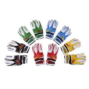 Guantes de Portero Profesional Deportes protector Portero nuevo adulto guantes de goma antideslizante y resistente al desgaste Guantes de fútbol
