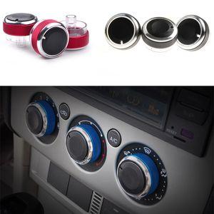 التبديل مل 3pcs / مجموعة سيارة مقبض الباب تكييف الهواء التحكم بالحرارة مقبض الباب وبالنسبة فورد فوكس 2 MK2 3 MK3 مونديو اكسسوارات
