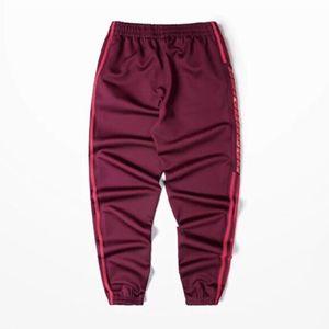 Marke Kanye West Staffel 4 Crewneck Jogginghose S-2XL CALABASAS Hosen Herren verlieren Jogger bequeme Männer elastische Hosen Hip Hop