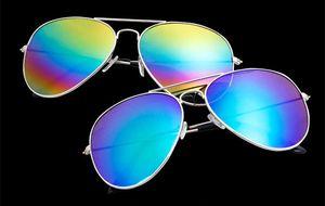 High quality pilot mens Sunglasses luxury metal frame Sun glasses retro sports eyeglasses For women Fashion classic eyewear