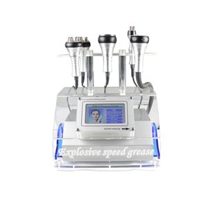 Cavitation Slimming Machine Beauty Salon Weight Loss Equipment With Ultrasonic Vacuum RF For Fat Burning Body Shaping Professional CE