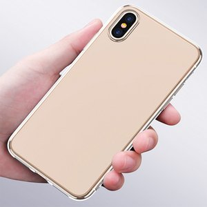 Transparent Cell Phone Case For iPhone 11 Anti-knock TPU Material Protective Clear Cover good quality and cheaper