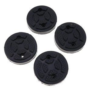 4PCS Heavy Duty caoutchouc voiture bras de levage Pads Équipement Kit Noir